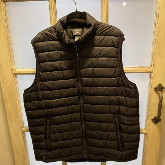 Champion Other - Men's Black Puffer Vest
